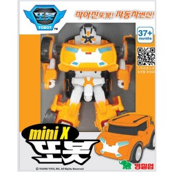 tobot mini x transforming robot transformer car