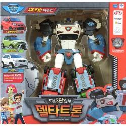 tobot DeltaTron transformator robot de jucărie X & Z & D 3 copolimeri kia delta Tron