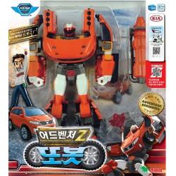 tobot adventure Z transforming robot transformer car action figure