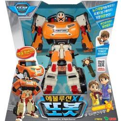 tobot evolutia raportului X transformator masina robot de jucărie