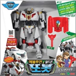 tobot evolution shield-on Y transforming robot