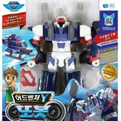 tobot piedzīvojumu Y transformators robots rotaļlieta