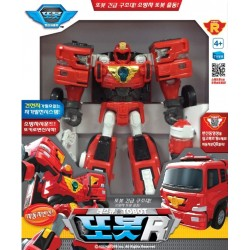tobot R robot car transformer toys