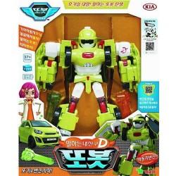 tobot D transformer rescue KIA car robot toy