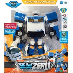 tobot zero transformer robot toy action figure rescue kia motors tow truck