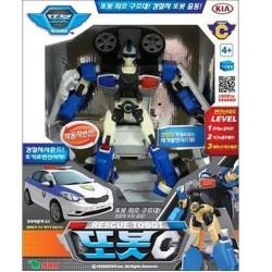 tobot C transformeren robot transformator auto