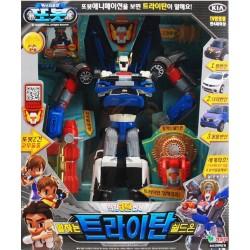 tobot talande robot Tritan shieldon 3 copolymors transformatorer