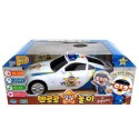 proro police patrol car play sound Led light