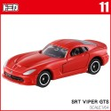 tomica NO.011 scale 1/64 srt viper gts car TM011-1