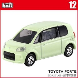 Tomica NO.012 scale1 / 65 Toyota Porte TM012-2