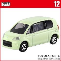 tomica NO.012 scale1/65 toyota porte TM012-2