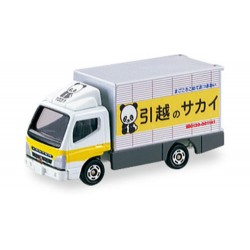 tomica NO.029 mitsubishi canter house move