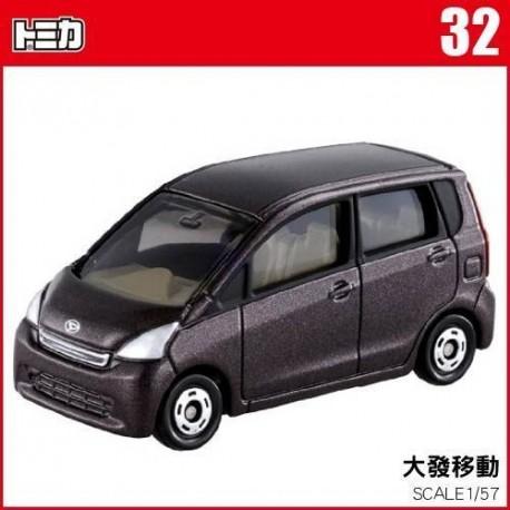 tomica NO.032 daihatsu move