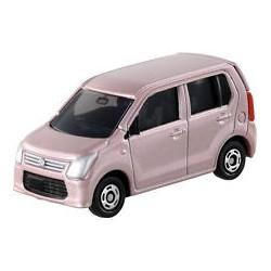 Tomica NO.058 Suzuki Wagon R рожевий