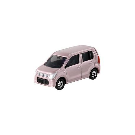 tomica NO.058 suzuki wagon R pink