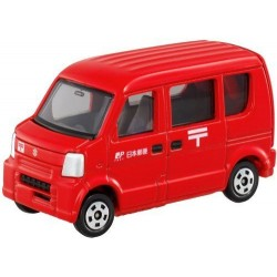 tomica NO.068 suzuki every post van