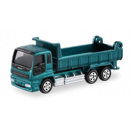 tomica NO.076 isuzu giga dump truck