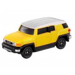 tomica NO.85 toyotafj cruiser yellow