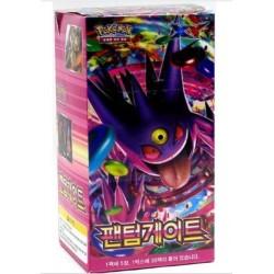 phantom gate - pokemon kortspillet XY booster boksen koreansk