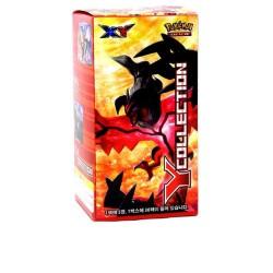 tcg tarjeta de pokemon el primero xy y recogida pack de expansión
