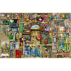 jigsaw puzzle neverending stories 1000pcs by colin thompson