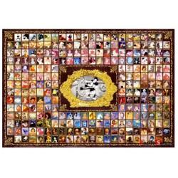 Пъзели колекция 1000 елемента Дисни герои