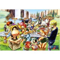 jigsaw puzzles 1000 pieces onepiece picnic