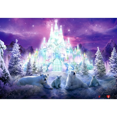 luminous jigsaw puzzles 1000 pieces the castle of dream fantasy