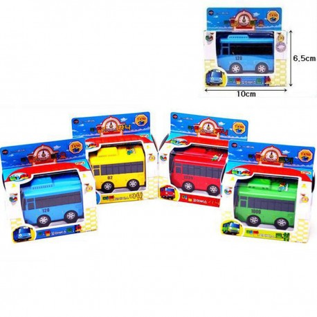 the little bus tayo mini diecast metal toy set tayo rogi rani gani 4pcs