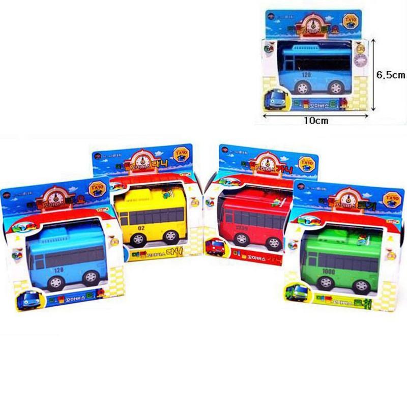the little bus tayo mini diecast metal toy set tayo rogi ...