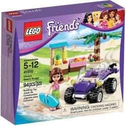 LEGO Barátok 41010 Barátok Olivia Beach Buggy Set New In Box Sealed