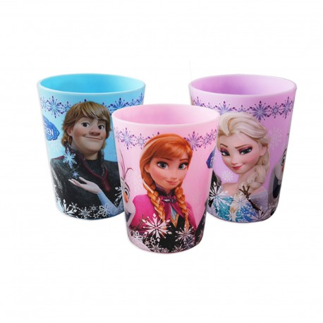 disney frozen party water drinks cup cups 6oz 3pc set
