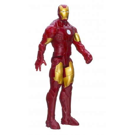 avengers assemble iron man 12 inch titan hero series figure marvel