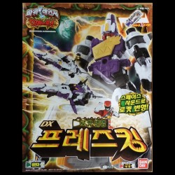 Bandai Power Rangers zyuden Sentai kyoryuger DX plezuon plezu-о о такса Дино