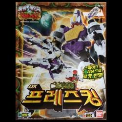 Bandai Power Rangers zyuden sentai kyoryuger dx plezuon plezu-o oh Dino poplatok