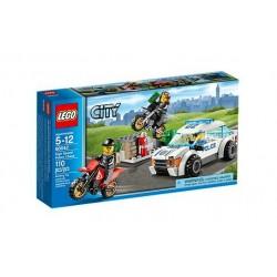 LEGO City 60042 Vysoká rýchlosť polície