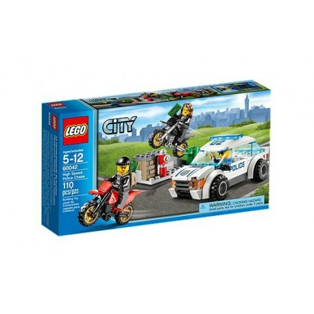 LEGO City 60042 High Speed Police