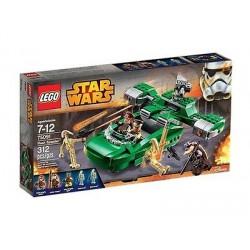lego star wars 75108 star wars kloonikomentaja Cody asettaa uusia kohtaan suljettu