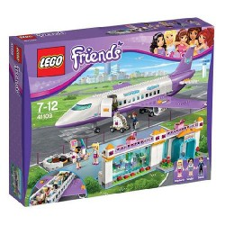 レゴの友人は41109 heartlake市の空港は、密封されたボックスに新しい設定しました