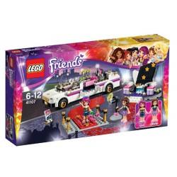 LEGO Friends 41107 поп лимузина звезда определен нов в кутия запечатан