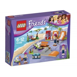 lego friends 41107 pop star limo set new in box sealed