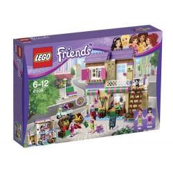 レゴの友人は41108 heartlake食品市場は、密封されたボックスに新しい設定しました
