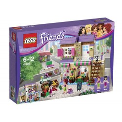 lego friends 41108 heartlake food market set new in box sealed
