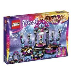 LEGO Friends 41105 поп звезда шоуто етап определя нов в кутия запечатан