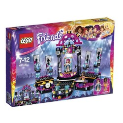 lego friends 41105 pop star show stage set new in box sealed
