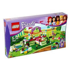 lego friends 3942 heartlake dog show set new in box sealed