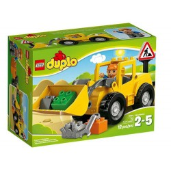 lego duplo 10520 big front loader 12pcs set new in box