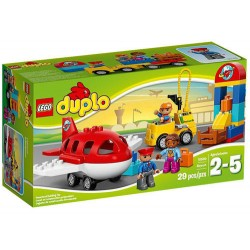 lego duplo 10590 town airport 29pcs set new in box