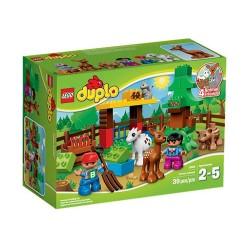 lego duplo 10582 skogens djur leksaksfigur sätta nya i box