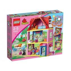 LEGO DUPLO 10505 Къща за игра 60pcs поставят нови в кутия